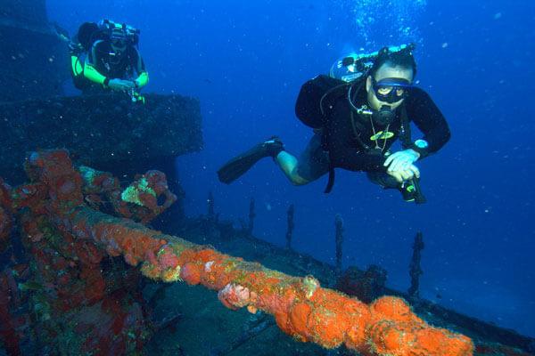Curso Diver Master (Diver Master)